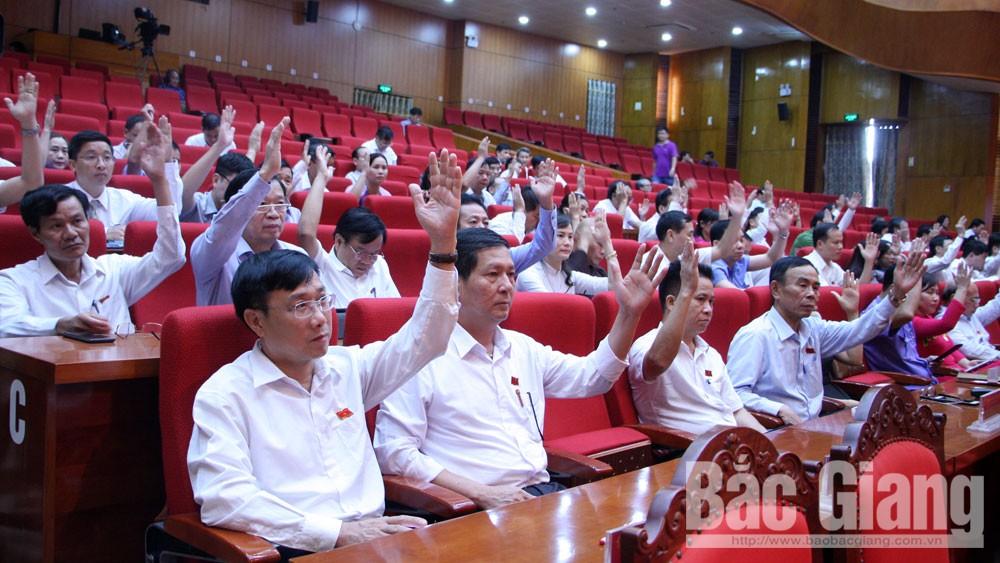 Bế mạc kỳ họp thứ 10, HĐND tỉnh khóa XVIII: Thông qua 14 nghị quyết